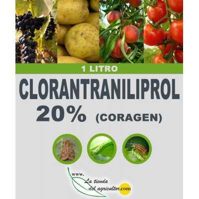 CLORANTRANILIPROL 20% (500cc)