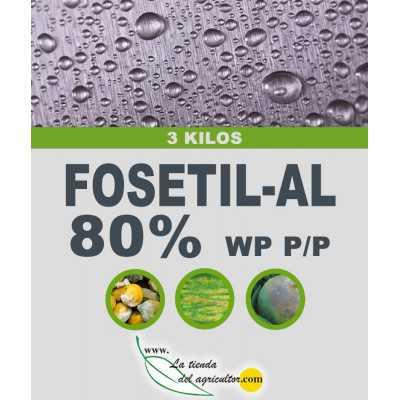 FOSETIL-AL 80% WP P/P 3 Kg.