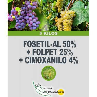 FOSETIL-AL 50% + FOLPET 25%...
