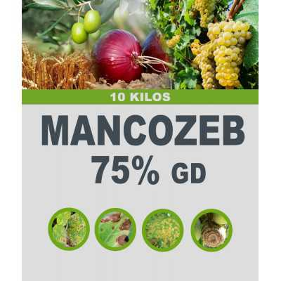 MANCOZEB 75% GD p/p (10 Kg.)