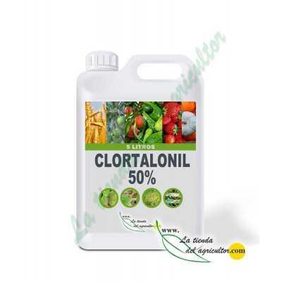 CLORTALONIL 50% (5 Litros)