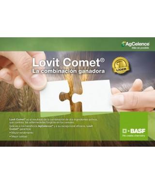 LOVIT COMET - EPOXICONAZOL 6,25% + PIRACLOSTROBIN 8,5% (5 Litros)