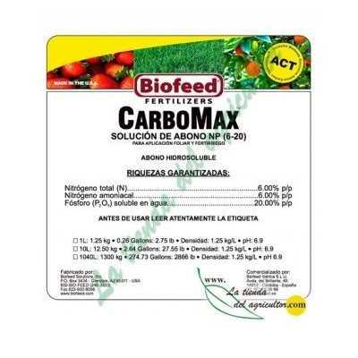 CARBOMAX 8-24-0 (10 Litros)
