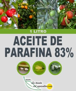 ACEITE DE PARAFINA 83% P/V (1 Litro)