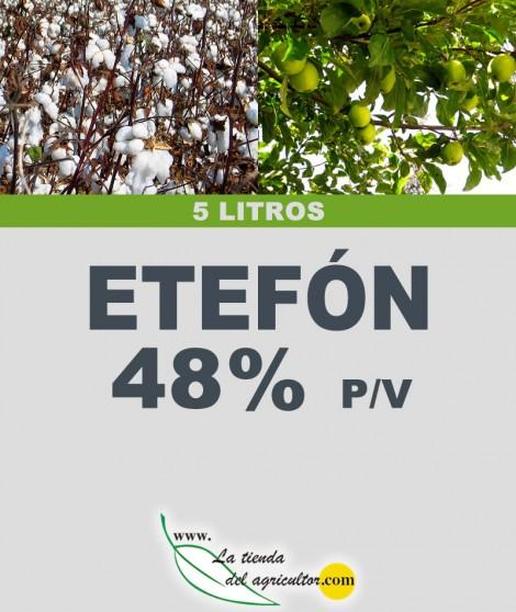 Etefón 48% P/V (480 g/l) (5 litros)