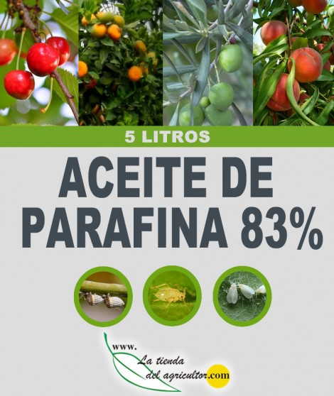 ACEITE DE PARAFINA 83% (5 Litros)