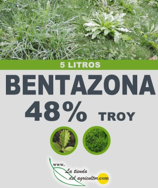 BENTAZONA 48% - TROY  (5 Litros)