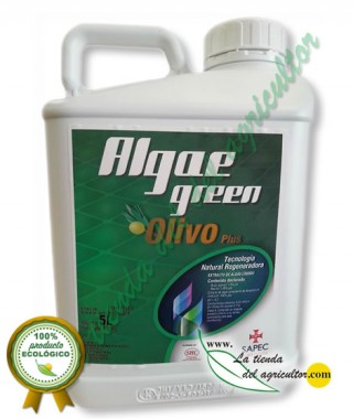 Algaegreen Olivo Plus ( 5 Litros)