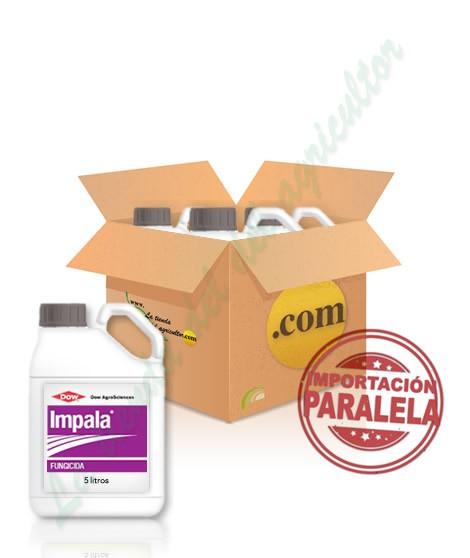 IMPALA-Fenbuconazol 5% EN 20 LITROS (CAJAS 4X5)