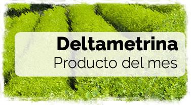 Producto del mes: Deltametrina