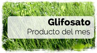 Producto del mes: Glifosato - Fertilizantes y Fitosanitarios